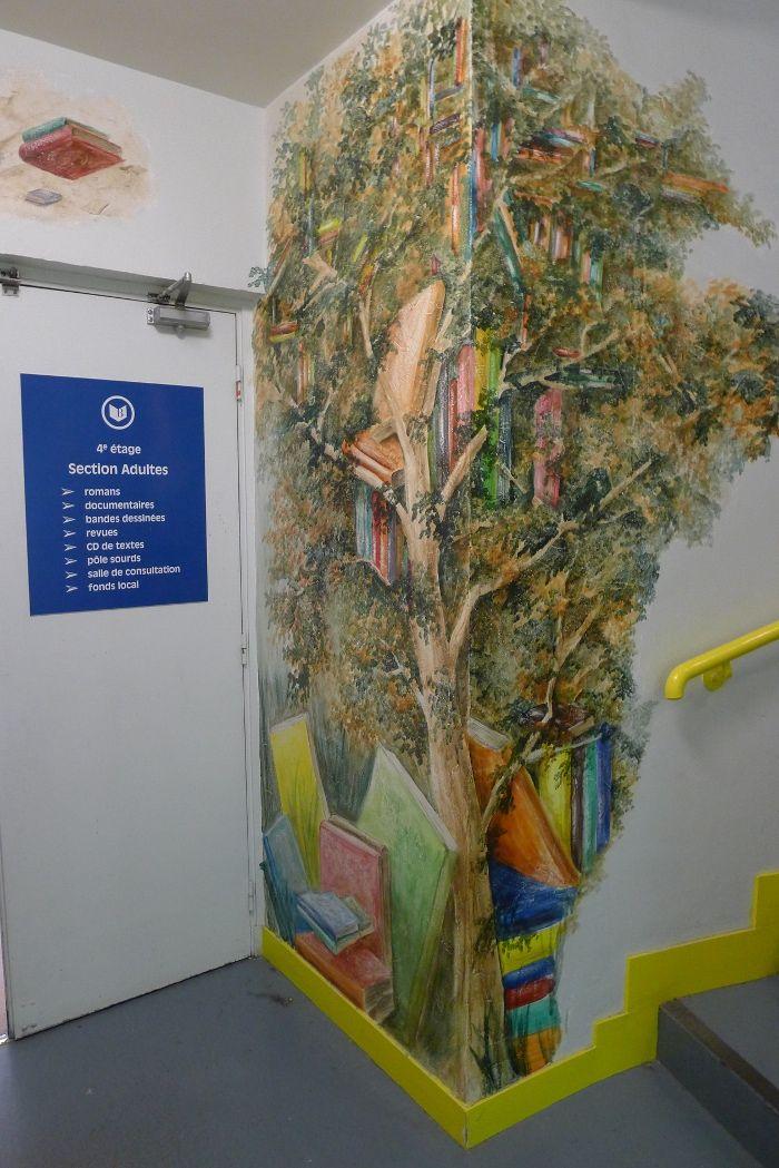 Library André Malraux - Paris.fr