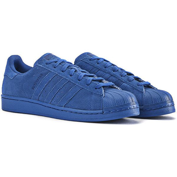 adidas Men's Casual Sneaker Superstar RT (7705 RSD) ❤ liked on Polyvore featuring men's fashion, men's shoes, men's sneakers, blue, adidas mens shoes, mens shoes, adidas mens sneakers, mens rubber shoes and mens blue sneakers