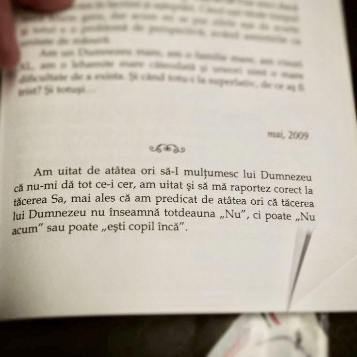 """Tacerea lui Dumezeu nu inseamna intotdeauna """"Nu""""!"""
