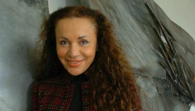 La Suna Rocha, voz privilegiada de nuestro folclore.