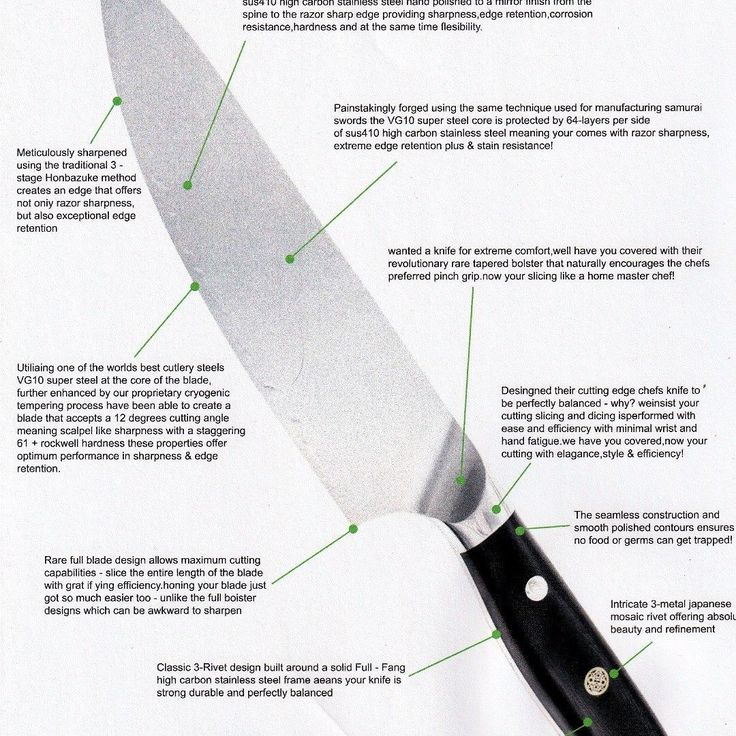 Our own collection of kitchen-knives. MIKLAGARD! Soon in sale.