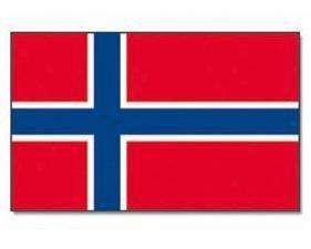 Mil-Tec Fahne Norwegen, 90x150cm / mehr Infos auf: www.Guntia-Militaria-Shop.de