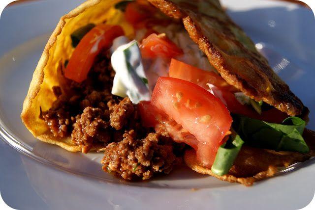 Skarntyden og lupinen: Urtekrams bløde tortillas