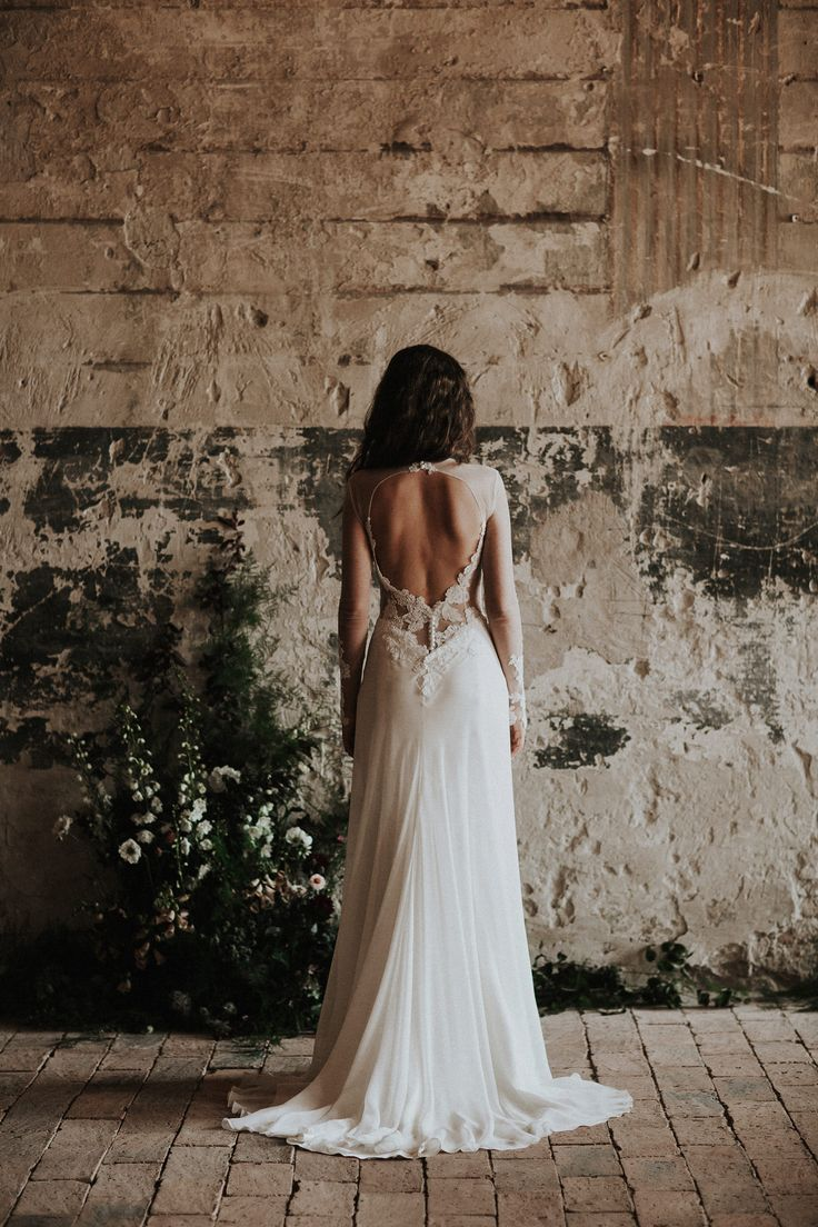 The Danube / Nora Sarman Bridal / photo Pinewood Weddings
