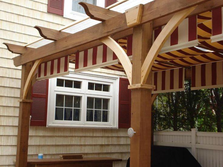 The 25+ best Pergola canopy ideas on Pinterest | Pergola shade Pergula ideas and Pergola & The 25+ best Pergola canopy ideas on Pinterest | Pergola shade ...