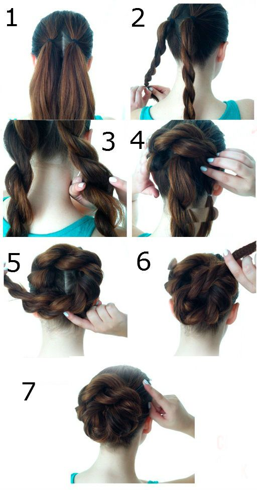 3 Amazing Ideas Of Homecoming Hairstyles Step By Updos