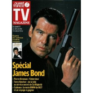 TV Magazine Ouest-France (n°16136) du 05/12/1997 - James Bond - Pierce Brosnan -... [Magazine mis en vente par Presse-Mémoire]