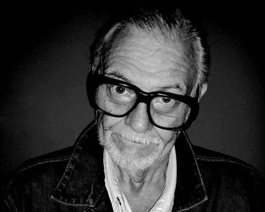 George A. Romero , the father of Zombies