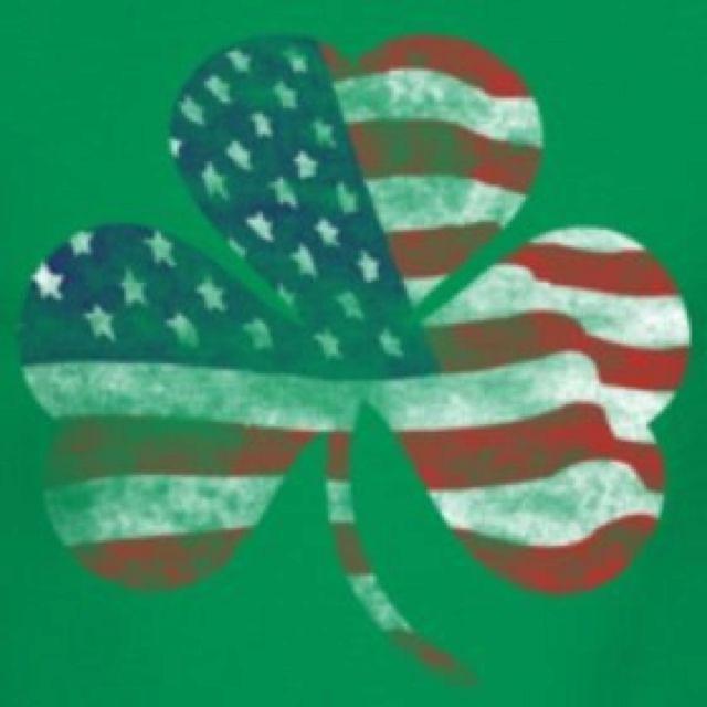 Irish American!