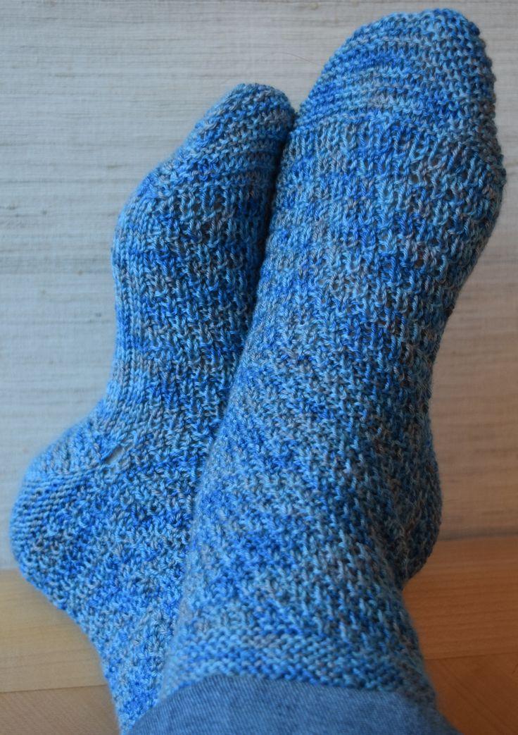 Jelly Bean Socks - Hand Knitting Kit – Jane's Designer Yarn Patterns