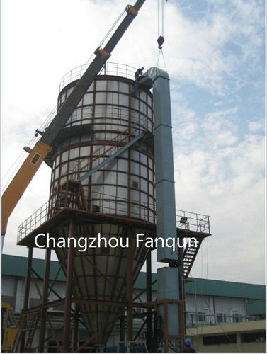 https://flic.kr/p/TavtDY | Changzhou Fanqun Centrifugal Spray Dryer♥ Changzhou Fanqun Drying Equipment ♣ Top China Drying Equipment Manufacturer | Changzhou Fanqun Centrifugal Spray Dryer♥ Changzhou Fanqun Drying Equipment ♣ Top China Drying Equipment Manufacturer *About Changzhou Fanqun Centrifugal Spray Dryer Features of LPG Spray Dryer Liquid products are atomized by centrifugal force of atomizing disc at high speed rotation. Products are dried in concurrent with circulated air.  -Short…