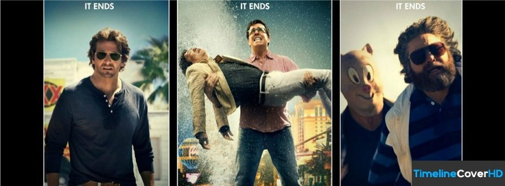 The Hangover Part Iii 2 Facebook Timeline Cover Facebook Covers - Timeline Cover HD