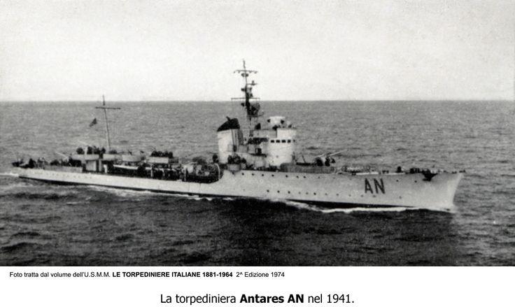 Regia Nave ANTARES - Cerca con Google