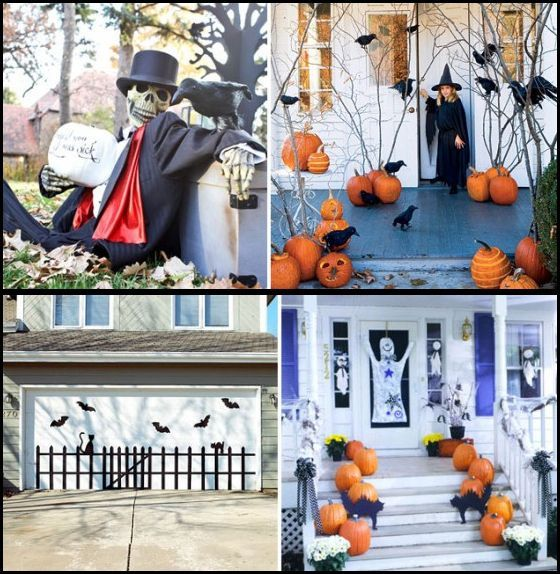 Happy Halloween Tips On Home Decoration 1: Yard Sale Decorating Ideas Photos - Yahoo! Search Results