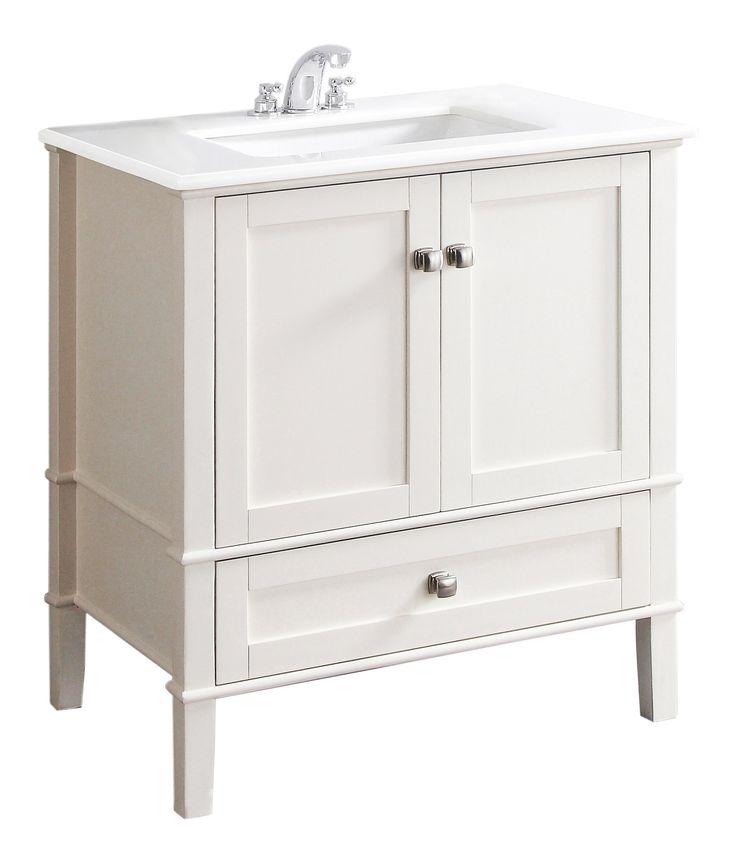 Pleasing Vanity Bathroom Edmonton Design Decoration Of Vintage - 44 inch bathroom vanity for bathroom decor ideas