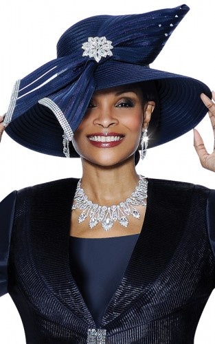 Terramina Church Hat On Sale At Gorgeous Sundays TH7290 - GorgeousSundays.com