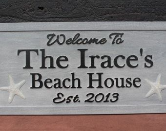 Creative names for a beach house