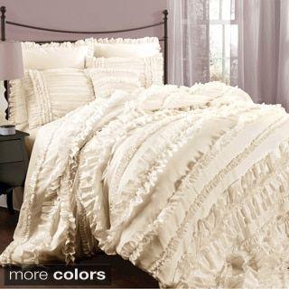 Lush Decor Belle 4-piece Comforter Set   Overstock.com Shopping - The Best Deals on Comforter Sets