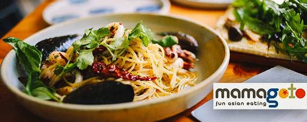 If you love your Chinese or Thai food with genuine flavours and textures, then Mamagoto is a place you must visit to satisfy your cravings. Located in DLF Promenade, Vasant Kunj the place has a lively interior and a friendly staff which is more than willing to help you with the menu and portions of servings. Chattarpur Metro station is the closest.