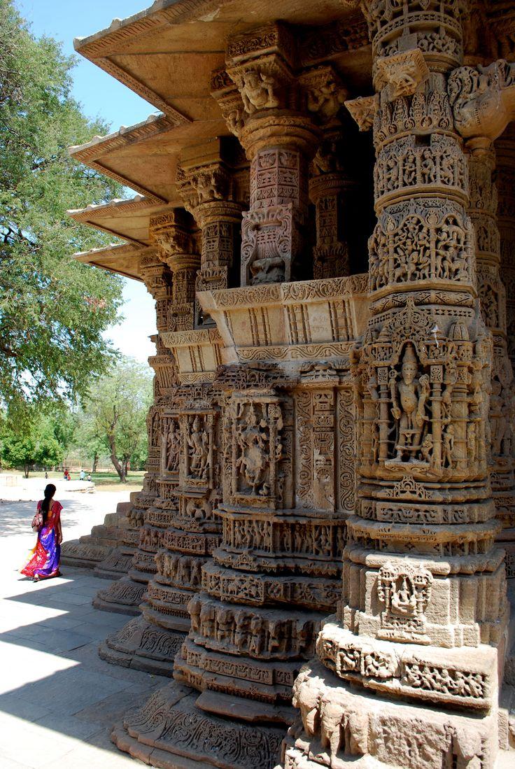 Sun Temple in Modhera, Gujarat!