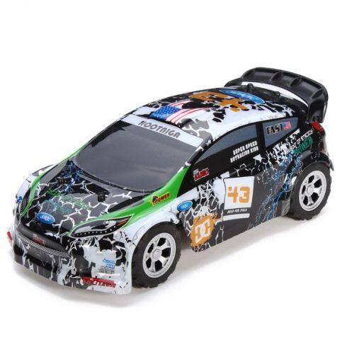 COCHE RC ELECTRICO WLToys A989 Drift Rally 1/24 2.4Ghz. RTR. PVP - 35€ #RCTecnic #cochesrc #rc #wrc #barcelona #regalos
