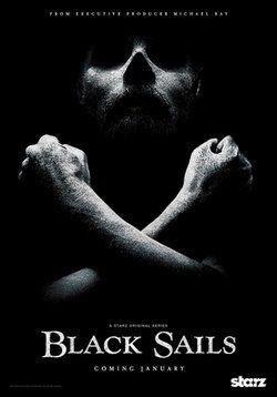Черные паруса — Black Sails (2014-2016) 1,2,3 сезоны