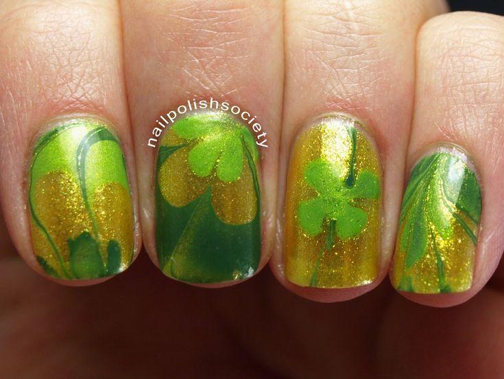 Mejores 40 imágenes de Confetti Nail art - Manicura Confeti en ...