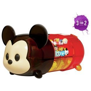 Buy Tsum Tsum Mickey Carry Case at Argos.co.uk - Your Online Shop for Teddy…