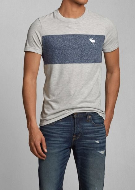 Abercrombie and Fitch mens t shirt