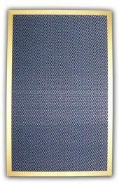 Gold Frame Electrostatic Air Filter