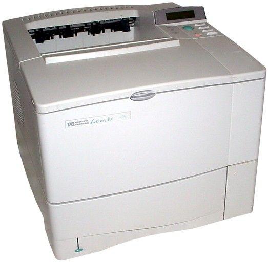 PROMOTIE! Imprimanta laser HP Laserjet 4000 la DOAR 99 Lei cu factura si garantie.