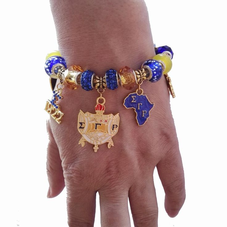 2016 Newest Sigma Gamma Rho Bracelet