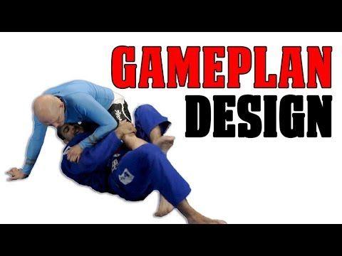 Bernardo Faria's BJJ Gameplan Design