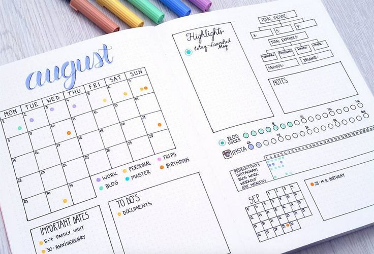 """The words """"bullet journaling"""" usually elicit one of three reactions from people: One: """"What's that?,"""" Two: """"How does anyone have time for that?,"""" or Three: whatever the dialogue version of the heart-eyes emoji is. A bullet journal, if you're unfamiliar, is an organizational system that combines your diary, sketchbook, to-do list and more all into one. It sounds like a lot because it is—you're basically turning a blank canvas into a beautiful and creative way to plan out and keep track of…"""