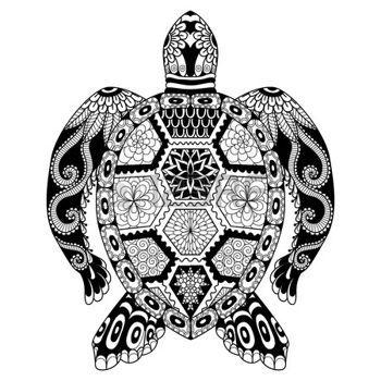 Ms de 25 ideas increbles sobre Tatuaje de tortuga en Pinterest