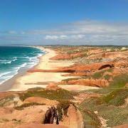 Ferienimmobilien Portugal, Ferrel Oceanview