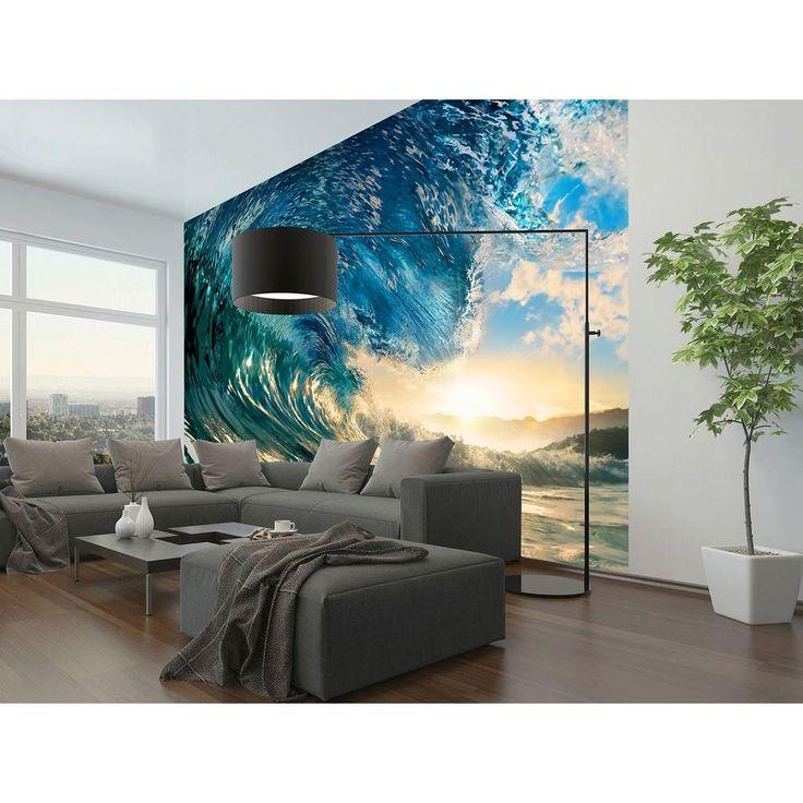 73 best New Home Ideas images on Pinterest   Murals, Wall murals ...