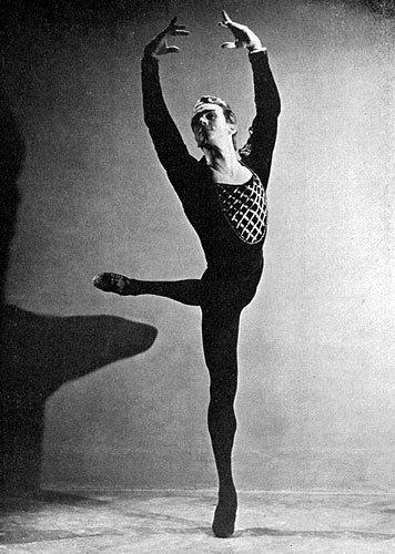 М.Лиепа (Ромео) в балете «Ромео и Джульетта» С.С.Прокофьева. Хореография…