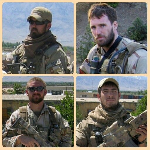 Real-Life Heroes of Lone Survivor ♥