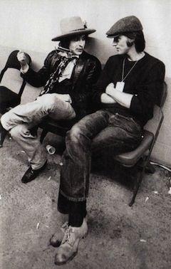 Bob Dylan and Sam Shepard, uncredited, Rolling Thunder Revue