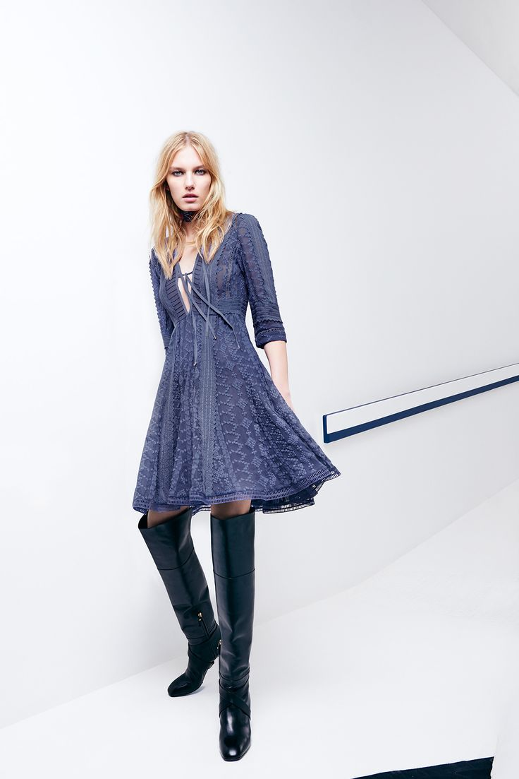 Rebecca Taylor Fall 2015 Ready-to-Wear - Collection - Gallery - Style.com
