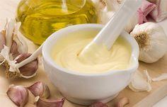 Alternativas de la mayonesa bajas en grasa