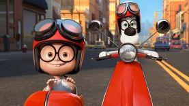 """La más reciente película animada de DreamWorks Animation """"Las Aventuras de Peabody y Sherman"""", próximamente en cines nacionales el 27 de febrero en versiones 3D y 2D. http://www.lacartelera.pe/noticias/las-aventuras-de-peabody-y-sherman-proximamente-en-cines-peruanos"""
