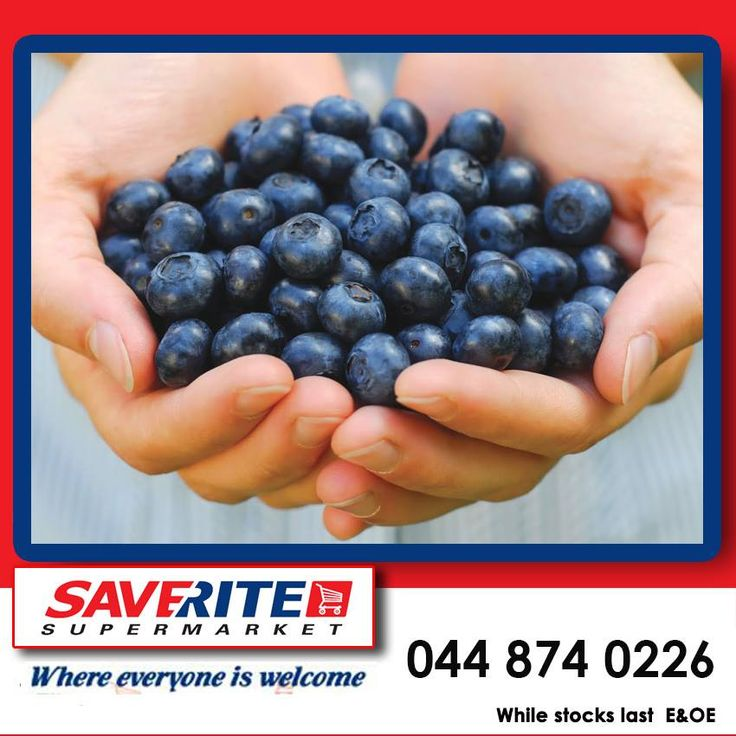 With their powerful antioxidant protection, blueberries can improve night time vision and motor skills. Incorporate this healthy berry into your diet this National Blueberry month. #funfacts #freshfruit #lifestyle
