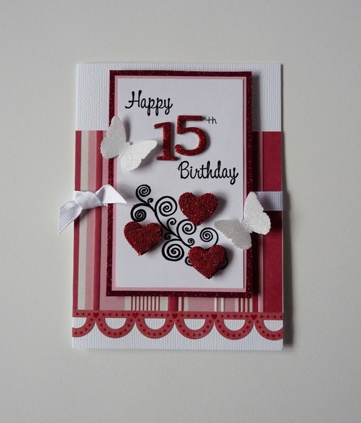 21 best Birthday Cards images – 15th Birthday Card