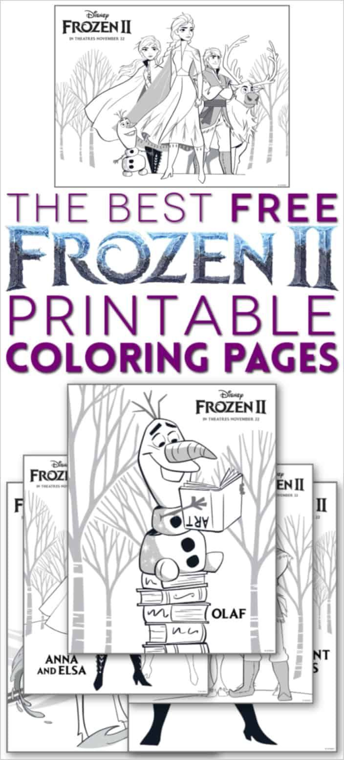 Printable Frozen 2 Coloring Pages Free Disney Coloring Pages Frozen Coloring Pages Frozen Printables
