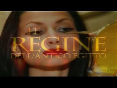 LE REGINE DELL' ANTICO EGITTO - Alberto Angela - Passaggio a Nord Ovest - YouTube
