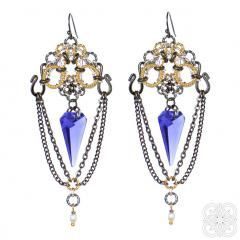 Earrings Glamour Collection