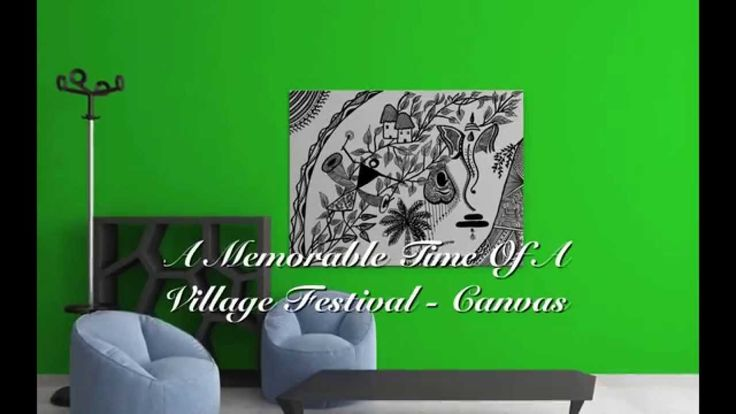 A Memorable Time of a Village Festival (Canvas Paintings)  Buy Now on Amazon: http://mggk.eu/1vKnGcz #human #village #festival #modernart #royal #inkart #canvas #paintings #wallart #indianart #wallart #paintings #handdesigned #coffee #mugs #inkart #indianart #mandanaart #rajasthan #india #indiaart #homedecor #interior