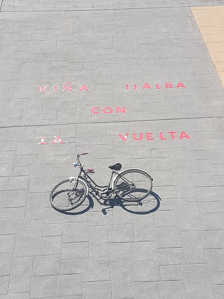 Viña Ijalba siempre apoyando a la Vuelta Ciclista a España